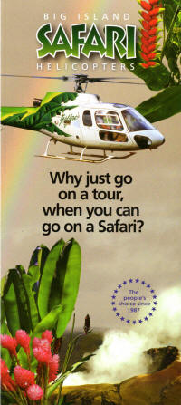 Safari Helicopters Brochure